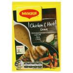 Maggi Instant Gravy Mix Chicken & Herb sachet 27g