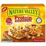 Nature Valley Protein Muesli Bars Salted Caramel Nut 4pk