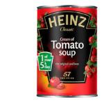 Heinz Canned Soup Tomato 400g