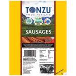 Tonzu Organic Tofu Natural Sausage 300g