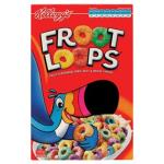 Kelloggs Froot Loops Cereal 285g