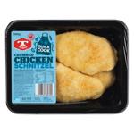 Tegel Quick Cook Chicken Schnitzel Crumbed 390g