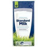 Countdown Uht Milk Standard 1l