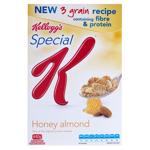 Kelloggs Special K Cereal Honey Almond 440g