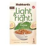 Hubbards Light & Right Cereal Feijoa Frolic box 450g