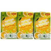 Countdown Fruit Drink 35% Orange & Mango 1500ml  (250ml x 6pk)