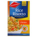 Diamond Rice Risotto Rice Dish Chicken 200g