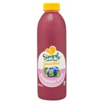 Simply Squeezed Chilled Juice Blueberry Bomb 800ml