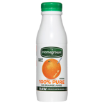 Homegrown Chilled Juice Orange single bottle 400ml