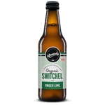 Remedy Switchel Organic Kombucha Finger Lime 330ml