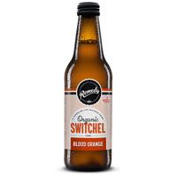 Remedy Switchel Organic Kombucha Blood Orange 330ml