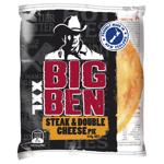 Big Ben XXL Fresh Pie Single Steak & Cheese 210g