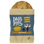 Dad's Pies Fresh Pie Single Steak & Cheese 200g