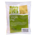 Maketu Pies Fresh Pie Single Vege 200g