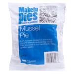 Maketu Pies Fresh Pie Single Mussel 200g
