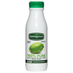 Homegrown Chilled Juice Apple & Feijoa Smoothie single bottle 400ml