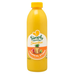 Simply Squeezed Chilled Juice Tropical Storm Smooth 800ml