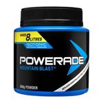 Powerade Isitonic Powder Sports Drink Mountain Blast 500g