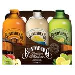 Bundaberg Soft Drink Brewers Collection 2250ml (375ml x 6pk)