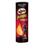 Pringles Potato Chips Original tube 134g