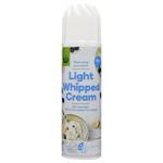 Countdown Cream Light Whipped 250g