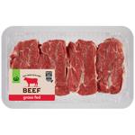 Countdown Beef Stewing Cross Cut Blade Medium Pk min order 500g per kg