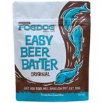 Fogdog Batter Mix Beer Original resealable bag 190g