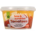 Countdown Antipasto Feta Sundried Tomatoes 200g
