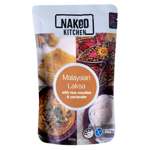 Naked Kitchen Fresh Soup Malaysian Laksa 500g