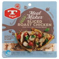 Tegel Meal Maker Chicken Sliced Roast 300g