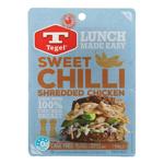Tegel Chicken Shredded Sweet Chilli prepacked 100g