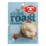 Tegel Chicken Sliced Roast prepacked 150g