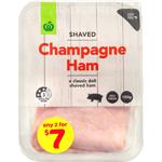 Countdown Ham Shaved Champagne 150g