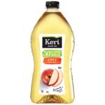 Keri Fruit Juice Apple 50% Less Sugar 3l