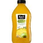 Keri Pulpy Apple Fruit Juice Pineapple & Passionfruit 1l