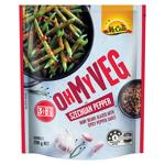 McCain Oh My Veg Beans Green With Szechuan Pepper 200g