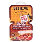 Beehive Ham Shaved Honey Baked 2 X 100g Pks 200g