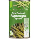 Countdown Asparagus Spears can 340g