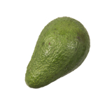 Produce Green Avocado 1ea