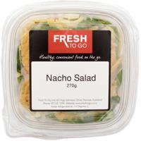Fresh To Go Nacho Salad 270g