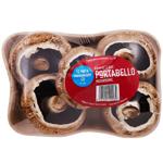 Produce Flat Mushrooms 250g