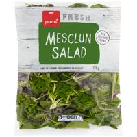 Pams Fresh Express Mesclun Salad 120g