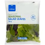 Value Seasonal Salad Leaves 150g