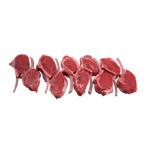 Butchery NZ Premium Lamb Cutlets 1kg
