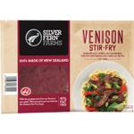 Silver Fern Farms Venison Stirfry 400g