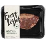 First Light Wagyu Beef Porterhouse Steak 170g