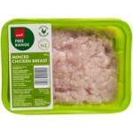 Pams Free Range Minced Chicken Breast 450g