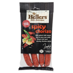 Hellers Spicy Chorizo 4ea