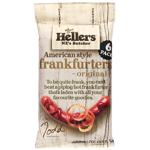 Hellers American Style Original Frankfurters 300g
