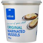 Value Original Marinated Mussels 700g